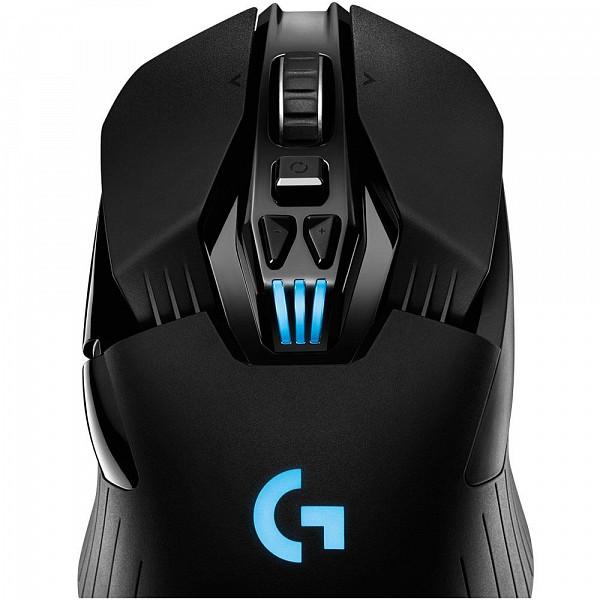 Mouse Sem Fio Gamer Logitech G903, Advanced, Lightspeed, 11 Botões, 12000DP - 910-005086