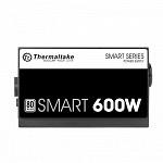 Fonte Thermaltake Smart Series 600W, 80 Plus White, PFC Ativo, PS-SPD-0600NPCWBZ-W