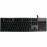 Teclado Mecânico Gamer Logitech G512 Carbon, RGB, Switch GX Brown, ABNT2 - 920-009400