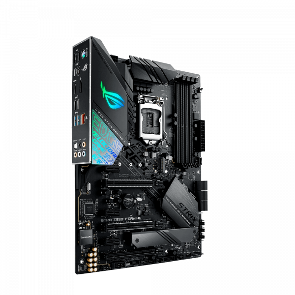 Placa-Mãe Asus ROG Strix Z390-F Gaming LGA 1151 90MB0YG0-M0EAY0 INTEL