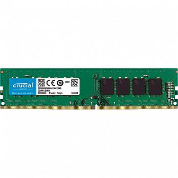 Memória Crucial 4GB, 2666MHz, DDR4, CL19 - CT4G4DFS8266