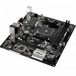 Placa Mãe ASRock p/ AMD AM4 A320M-HD DDR4