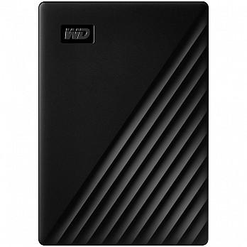 HD WD Externo Portátil My Passport, 1TB, USB 3.0 - WDBYVG0010BBK-WESN