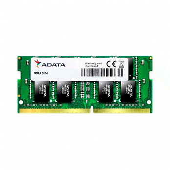Memória Adata 16GB 2400MHz DDR4 Notebook
