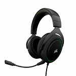 Headset Gamer Corsair HS50 Stereo Green CA-9011171-NA