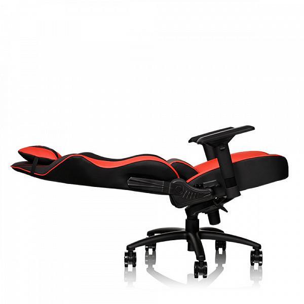 Cadeira Gaming TT Gtc500 - Preta e Vermelha Comfort Size Gc GTC BRLFDL 01
