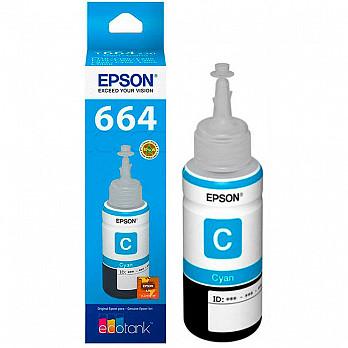 Refil de Tinta Epson Ciano L120 L380 L395 L396 L575 L1300