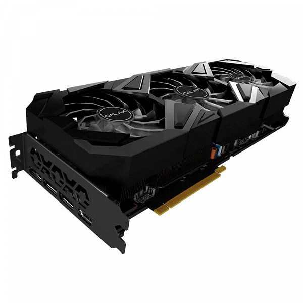 Placa de Vídeo GALAX GeForce RTX 3070 EX Gamer (1-Click OC) 8GB GDDR6 256-bit - 37NSL6MD1SAA