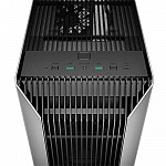Gabinete Gamer DeepCool, CL500, Mid Tower, Vidro Temperado, Black, R-CL500-BKNMA0N-C-1, Sem Fonte