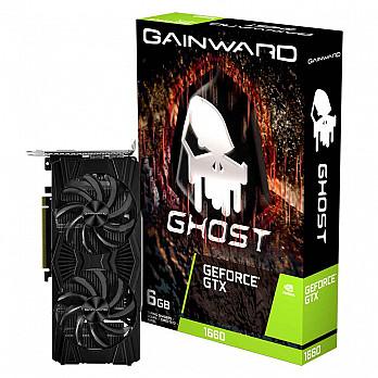 Placa De Vídeo Gainward Gtx 1660 6Gb Ghost Gddr6 192Bits NE51660018J9-1161X