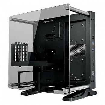 Gabinete Thermaltake Core P1 TG Preto com Vidro Temperado CA-1H9-00T1WN-00