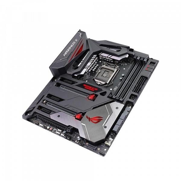 PLACA MÃE ASUS ROG MAXIMUS X CODE LGA1151 90-MB0VX0-MOEAY0 - INTEL
