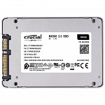 SSD Crucial MX500, 1TB, SATA, Leitura 560MB/s, Gravação 510MB/s - CT1000MX500SSD1