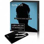 SSD Galax 2.5 120GB GAMER SATA III Leituras 520MBs Gravações 500 MBs
