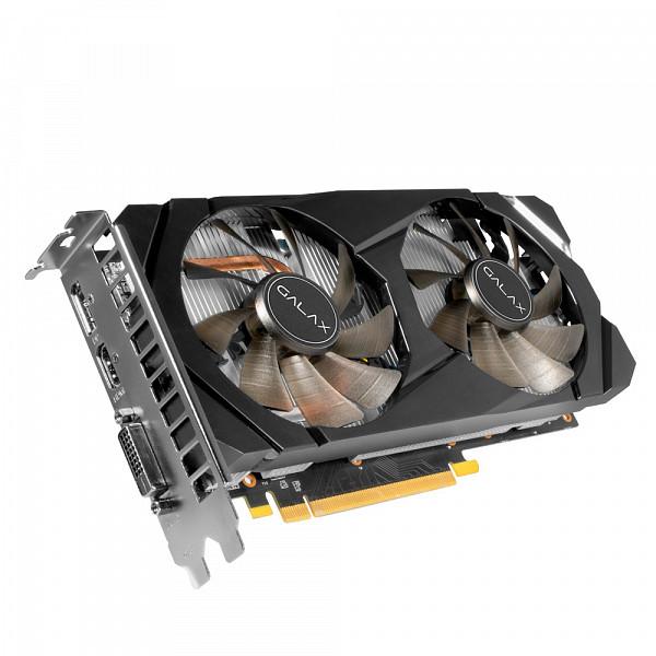 Placa de Vídeo Galax Geforce RTX 2060 Oc 6gb 26nrl7hpx7oc