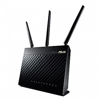 Roteador ASUS RT-AC68U ROUTER BZ11P_BZ 1900MBITS 90IG00C0-BY8000