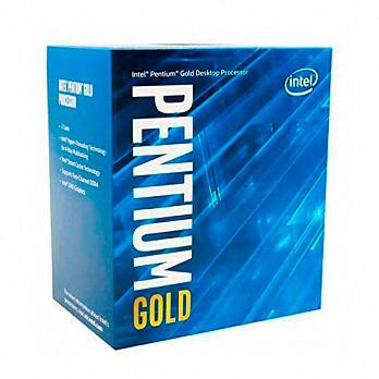 Processador Intel Pentium Gold G6405 4.1GHz 4MB, 10ª Geração, Comet Lake, LGA 1200, BX80701G6405