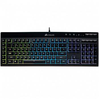 Teclado Gamer Corsair RGB - ABNT2 - K55
