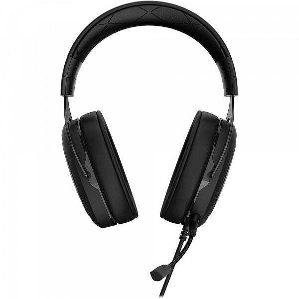 Headset Gamer Corsair P2 Stereo Preto HS50 - CA-9011170