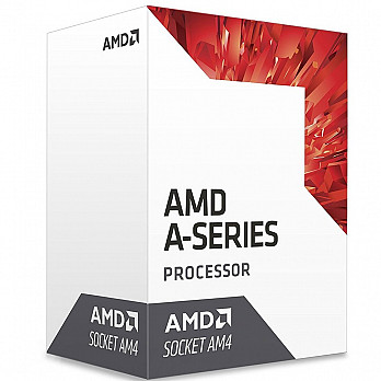 AMD A6 9500 Bristol Ridge, Dual-Core, Cache 1MB, 3.5GHz, AM4 - AD9500AGABBOX