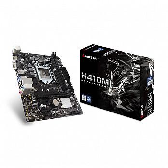 Placa Mae Biostar H410MH DDR4 Socket LGA1200 Chipset Intel H410