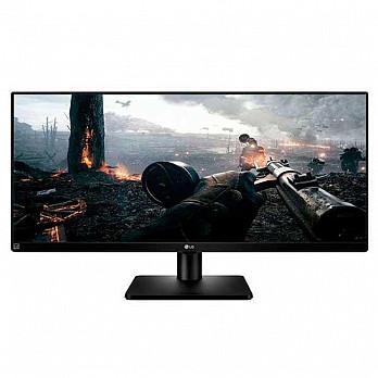 Monitor LG 29 LED FHD Ultrawide 29UB67-B  2x Hdmi  Display Port  DVI  Ajuste de Altura  Preto