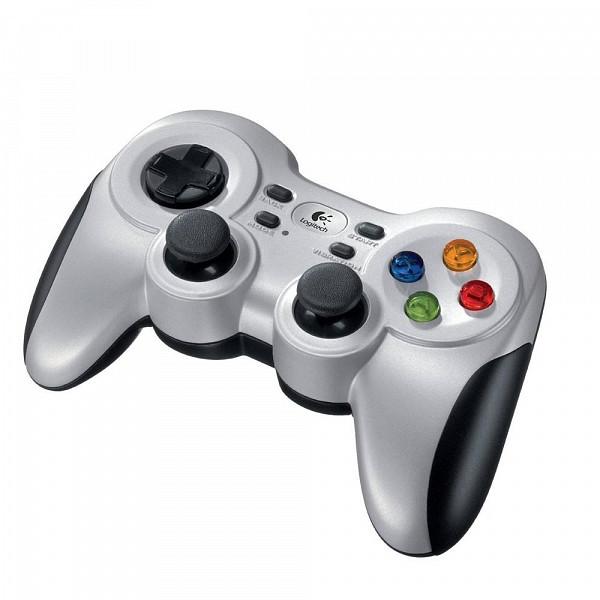 Controle Logitech F710 Sem Fio PC/TV - 940-000117