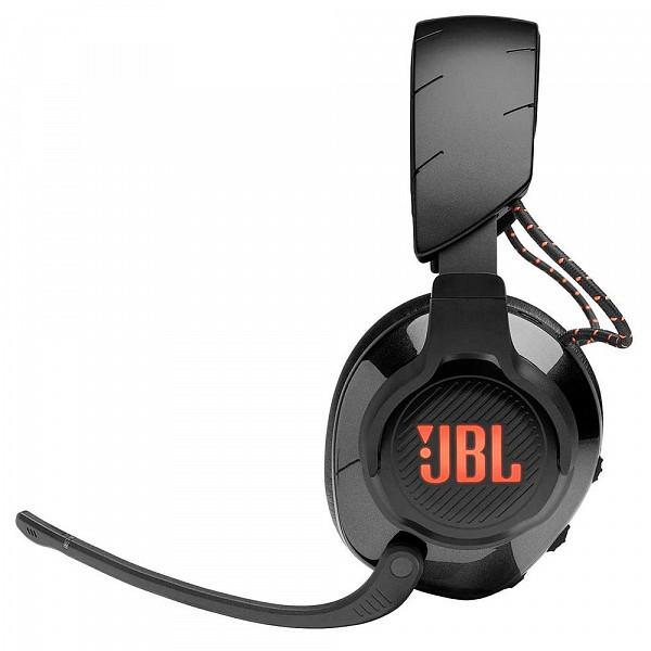 Headset Gamer Sem Fio JBL Quantum 600, RGB, Drivers 50mm - JBLQUANTUM600BLK