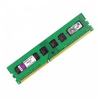Memória Kingston 8GB 1600Mhz DDR3 CL11 - KVR16N118