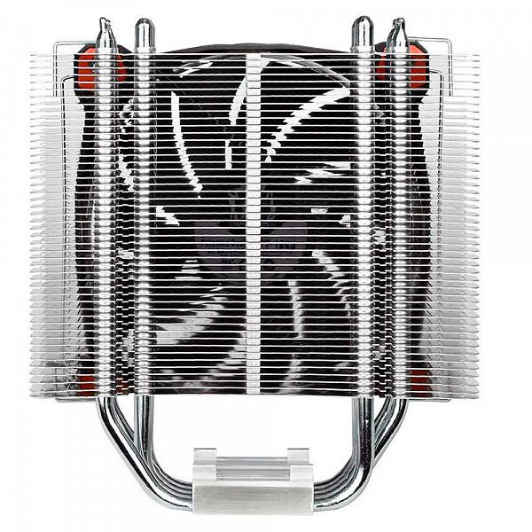 Fan Thermaltake Riing Silent 12cm CL-P022-AL12RE-A