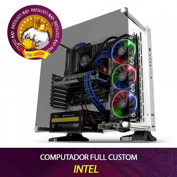 Computador Gamer Patoloco Mad Intel