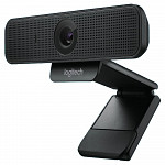 Webcam Logitech C925e HD com Video 1080p 30 fps - 960-001075