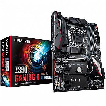 Placa Mãe Gigabyte Z390 Gaming x Intel Lga 1151 Atx Ddr4
