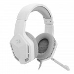 Headset Gamer Redragon Themis 2 Lunar White Sem Led H220w-n