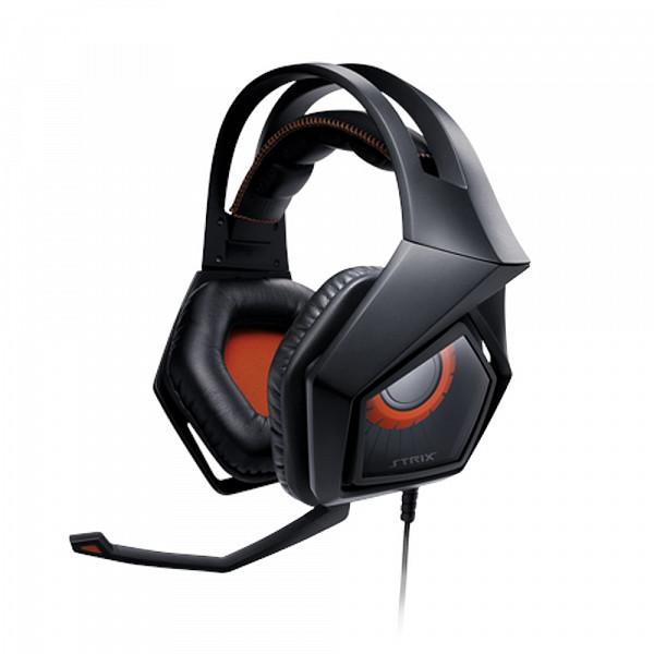 HEADSET ASUS STRIX PRO BLACK 90YH00B1-M8UA00