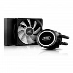 WaterCooler DeepCool Gammaxx L120T Anti-leak LED Branco