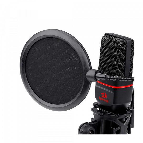 Microfone Gamer Seyfert Redragon GM100