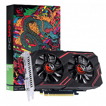 Geforce Pcyes Gtx 1650 Gdd5 4gb 128bit