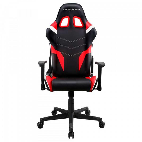 Cadeira Gamer DXRacer NEX MAX Preta / Vermelha (PC188/NR)